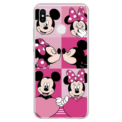 Mickey Soft Case For Huawei P8 P9 P10 Plus P20 Pro P Smart Lite mini 2019 Mate S 7 8 9 10 20 Pro Cover For Huawei P20 Lite Case