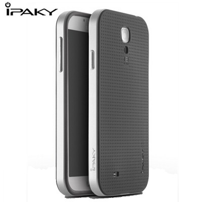 Phone Case For Samsung Galaxy S8 Case Original IPAKY PC Frame Silicone Back Cover For Samsung S8  S8 Plus S6 S6 Edge S5 Phone Case