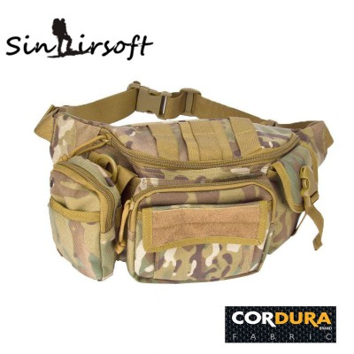 Traval Waist Pack Housekeeper Traveling Bag Tackle Storage Multifunction Bag 1000D CORDURA Fabric Waist bags