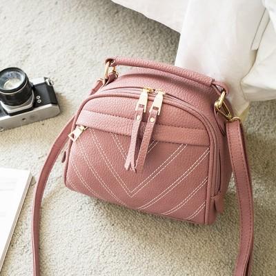 New 2019 PU leather women small Shell bag 3 colors women's messenger bag crossbody bag for women bolsa feminina handbags