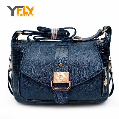 2017 Hot Sale Women Messager Bags High Quality PU Leather Shoulder Bag Mom Causal Crossbody Bags Women Handbags Bolsas DB5723