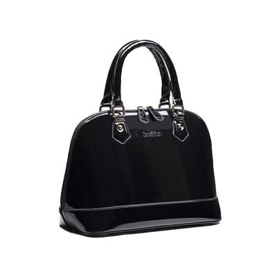 famous brands classic shell bags women's patent leather bags crossbody bags ladies luxury pu leather handbag women bag designer