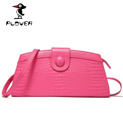 2019 Famous Designer Brand Bags Women Leather Handbags Shell Style Messenger Bag Pink Lady High Quality Plover PL301