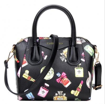 New arrival fashion shell shaping Women's handbag , design PU leather fashion shell bag vintage women's tote 6 colors