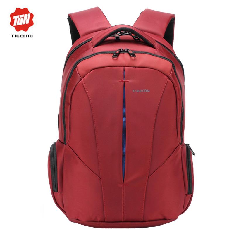 5320aef5e20 Tigernu Backpack Student College Waterproof Nylon Backpack Men Women  Material Escolar Mochila Quality Brand Laptop Bag Backpack