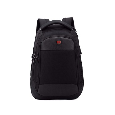 2017 hot!SwissGear Pegasus quality goods travel bag and business backpack nylon black backpack practical casual backpack QF101