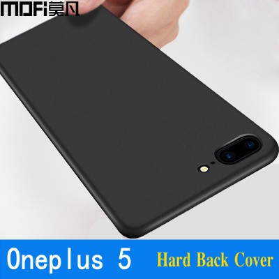 MOFi Case for oneplus 5 case cover original one plus 5 back cover hard black phone capas protective MOFi oneplus 5 cases and covers oneplus5