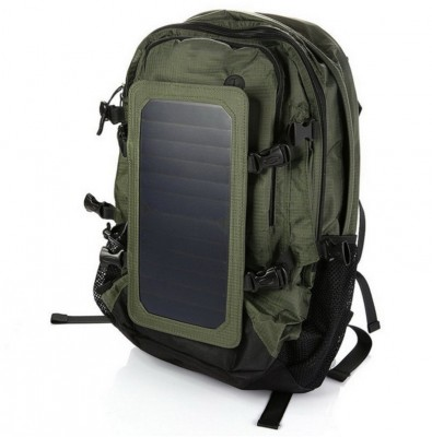 lightweight hiking backpack 35L Outdoor Sports Solar Charger Bag Backpack Hiking Camping bag waterproof hiking backpack