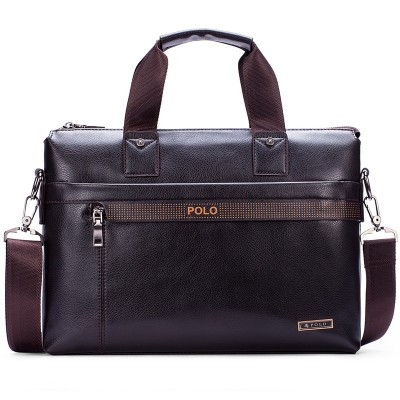 Men bag genuine leather bag 2019 new famous brands high quality men messenger bags laptop bag vintage fashion dollar price