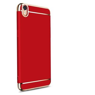 """OPPO f1 plus case cover luxury pink red MOFi originl oppo f1 plus case back cover 3 in 1 capa coque funda accessories 5.5"""""""