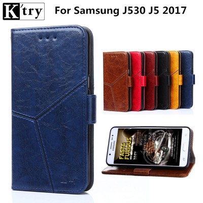 For Samsung Galaxy J5 2017 Case Cover Flip PU Leather Wallet Cover Case for Samsung Galaxy J5 2017 J530F J530 Eurasia Edition
