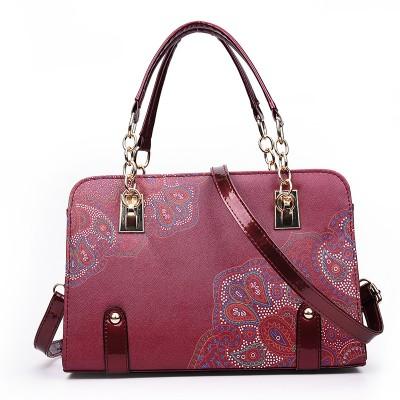 2017 Hot Sale China style Women's Bag Casual Shell PU Leather killer Bags Female Handbags Women Crossbody Shoulder Messenger Bag