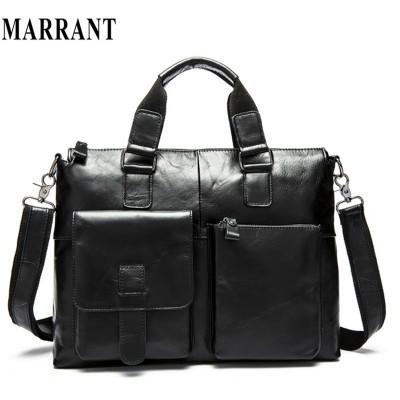 100% Genuine Leather men bag Shoulder Bag crossbody Fashion laptop business men's travel bags tote Men messenger bags 2019 new