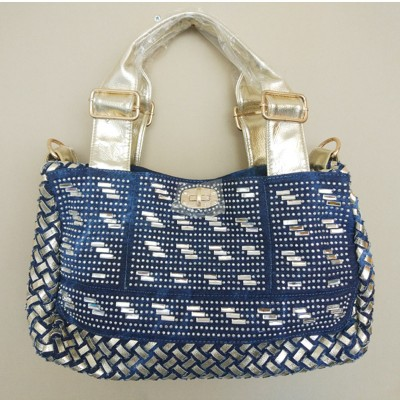 Rhinestone Handbags Designer Denim Handbags women bags handbags famous brands casual messenger bag