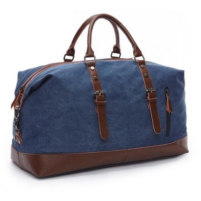 2019 Brand Travel Bags Latest Arrival Men Fashion Canvas Bag Casual Messenger Shoulder Military Tote