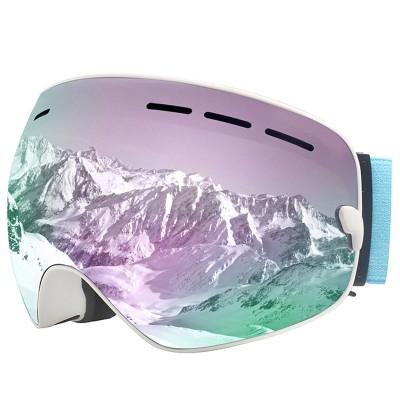 MAXJULI Ski Goggles - Interchangeable Lens - Premium Snow Goggles