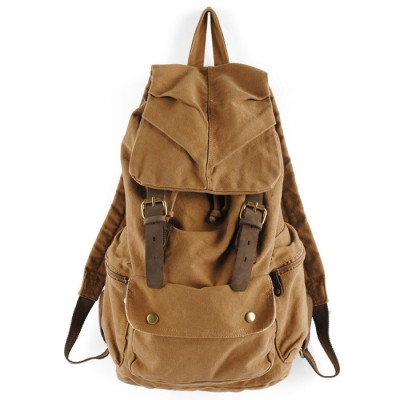 Canvas Patchwork male Backpack Cover Vintage bags of Women Casual Travel Rucksack Preppy Style Daypack School Backpacks