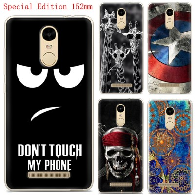 Phone Case For Xiaomi Redmi Note 3 Pro Special Edition Case Slim Thin TPU Phone Cover Case for Xiaomi Redmi Note 3 3i Pro Prime SE