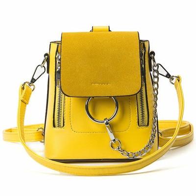 women mini backpack one shoulder backpack fashion shoulder bags for teenagers girls silver book bag