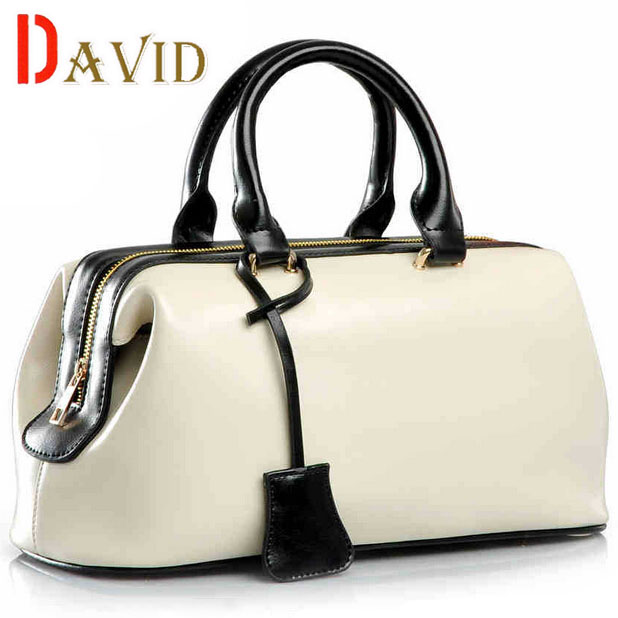 Genuine Leather Bags Las Real Handbags Women Famous