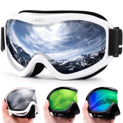 professional ski goggles double layers lens anti-fog UV400 ski glasses skiing men women snow goggles