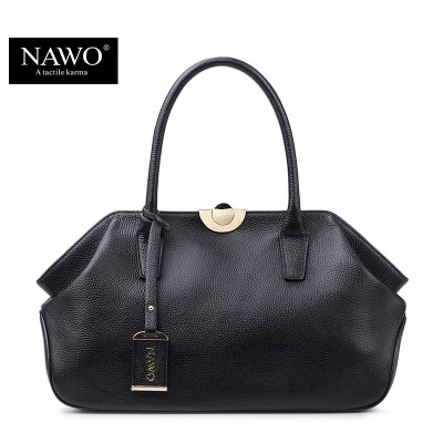 NAWO 2019 Luxury Handbags Women Bags Designer High Quality Fashion Genuine Real Leather Shoulder Bag Female Hobos Sac A Main