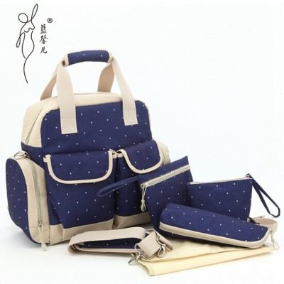 Baby Carriage Bag Diapers Bags Mother Nappy Bag Handbag Fashion High Quality