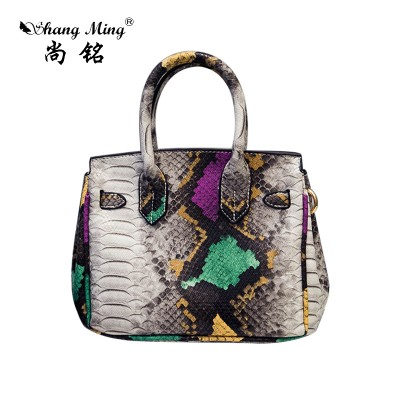 Sexy Bags Hot Sale Fashion 2019 Women Classic Shoulder Bags Serpentine Printed  Crossbody Bags Casual Female American Style Sexy Handbags