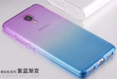 fundas phone capa for meizu m3 note 3D cover Case for meizu m3 note untra slim gel silicon tpu Gradient Case coque Phone Cases For meizu