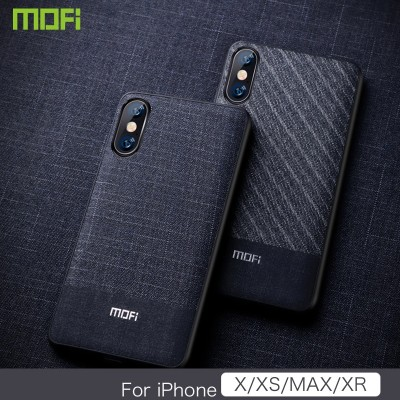 Mofi Iphone X Xs Max XR Case & Cover Dark Color Business Style Cover For iPhone XS iPhone XS MAX iPhone X iPhone XR Phone Case