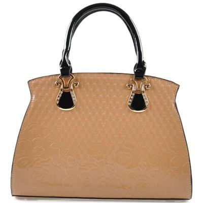 Sale New Fashion Brand Patent Leather Print Women Handbag Shoulder Bags Women Messenger Bags Totes OL bag WD90-07