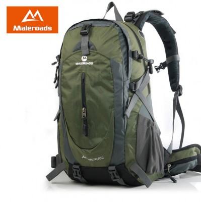 travel bag trekking backpack waterproof climb mountaineering hike camp backpack women&men 40L 50L