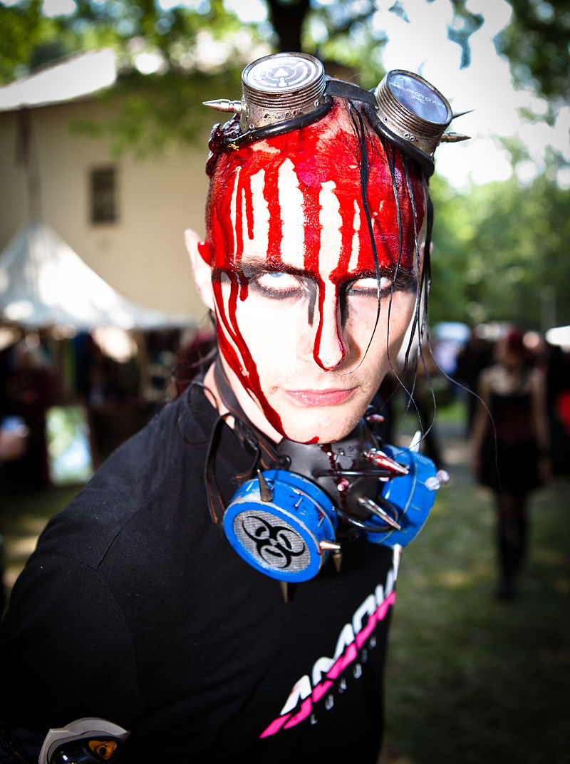 what is Steampunk:a-steampunk-horror-costume