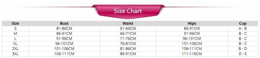 Swimsuit Size