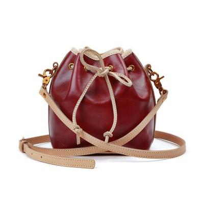Fashion Genuine Leather Messenger Handbags Bag Female Tote High Quality Shoulder Bag Ladies Crossbody Bag for Women