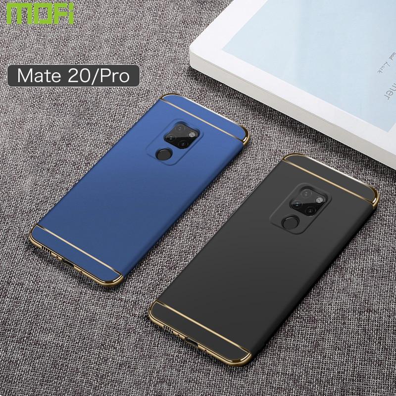 Huawei Mate 20 Pro Case Mofi Huawei Mate 20 Case Back Cover Hard Phone Case for Huawei Mate 20 Pro Huawei Mate 20