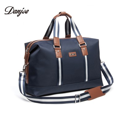 DANJUE Water-proof Oxford Handbag Men Business Large Capacity Travel Bags American Style Wear-resisting Man Messenger Bag