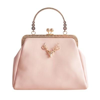 Princess Gothic lolita bag 2019 new handbag bag original simple forest fawn chain portable Shoulder Satchel Purse b0018