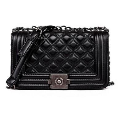 Crossbody bag Fashion Women Bag Women Purses And Handbags Designer Brand Ladies Hand Bags PU Leather Chain Shoulder Bag