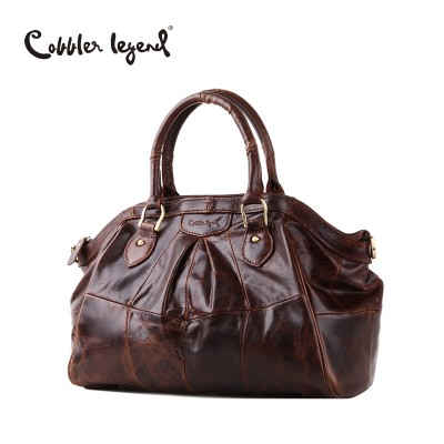 Cobbler Legend Brand Designer Women's Handbags Retro Genuine Leather 2019 New Arrival Women Crossbody Bags Female Handbag 804217