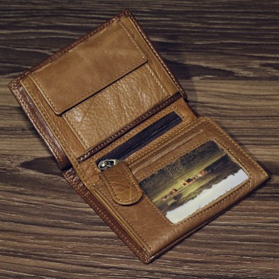 Special Offer New Genuine Soft Leather Womens Card Coin Packet Purse Wallet Passcase Hipster Cash Zipper Holder Short Wallets