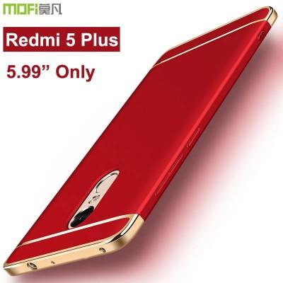 Xiaomi Redmi 5 Plus Case Xiaomi Redmi 5 Plus Back Cover Mofi Luxury Hard Protection 360 Full Cover Xiaomi Redmi 5 Plus Cover