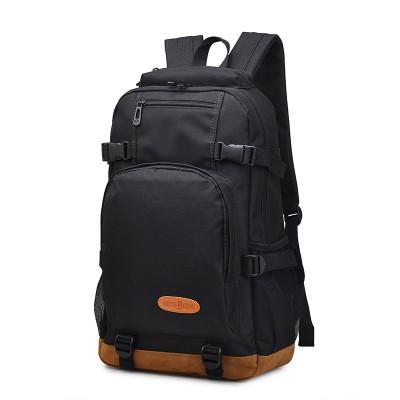2019 New Oxford men's black Backpack travel bagpack Women laptop Backpack Korean Oxford school bag Rucksack Mochila Backpack