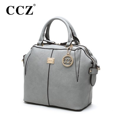 Hot 2019 CCZ Casual Women Totes High Quality PU Leather Crossbody Bags Spring Summer Female Handbags New Brand Ladies Bag HB529F
