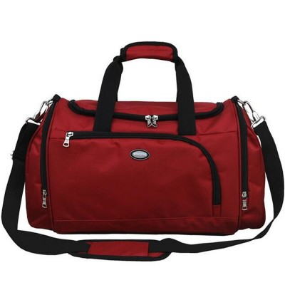 New Single Travel Bags Business Handbags Men Women Short Journey Waterproof Luggage Duffle Bag