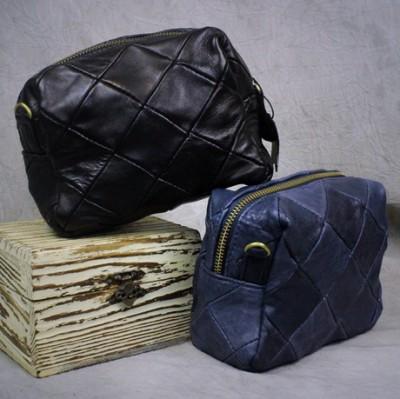 Real Soft Leather Sheepskin Handbag Vintage Elegant Women Messenger Classic Chain Flap Super Stars Small Phone Shoulder Bags