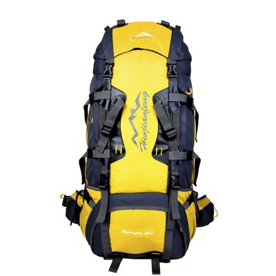 lightweight hiking backpack best day hiking backpack 80L Big Capacity Hiking Backpacks Sports Bag Outdoor Hiking Bags Women Men Mountaineering Hunting Oversize Travel Backpacks waterproof hiking backpack