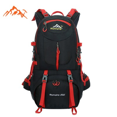 lightweight hiking backpack best day hiking backpack Waterproof Travel Bag Sports Backpack Mountain Bag Climbing Cycling Bicycle Hiking Backpack 40L 50L waterproof hiking backpack