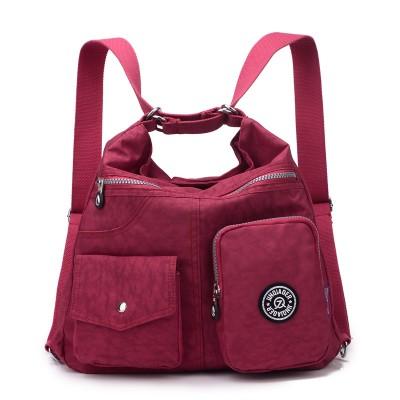 New Women Bag Double Shoulder Bag Designer Handbags High Quality Nylon Female  Handbag bolsas sac a main 8f89328c9b7bf