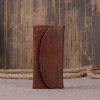 2019 Limited New Hasp 2019new Arrival Women Wallet Genuine Leather Handle Solid Vintage Female Long Clutchpurse